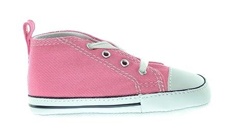 cda049518b6d Converse First Star Hi Pink 88871 Crib Size 3  Amazon.in  Baby