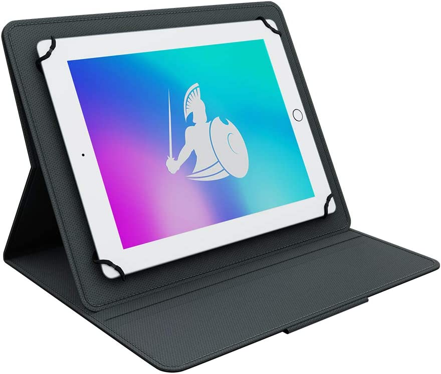 DefenderShield Universal Tablet & iPad Compatible EMF & 5G Protection Case - Radiation Shield for Most Tablets up 11