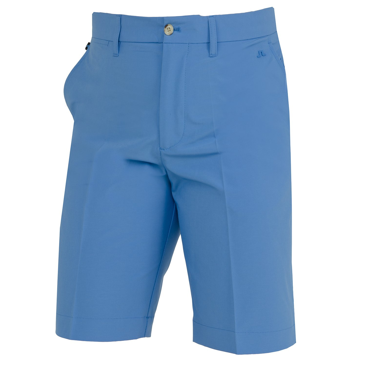 J. Lindeberg Hose Eloy TapeROT Micro Stretch Shorts 50 Silent Blau