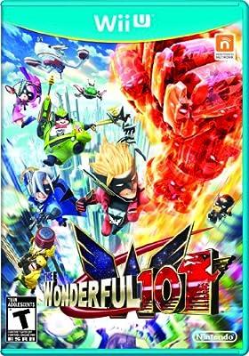The Wonderful 101 - Wii U [Digital Code] | Educational Toys