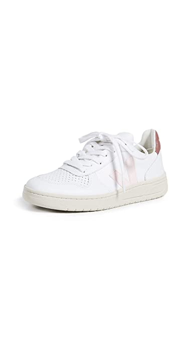 fcb86545d3664 VEJA V10 Leather Femme Baskets Mode Blanc  Amazon.fr  Chaussures et Sacs