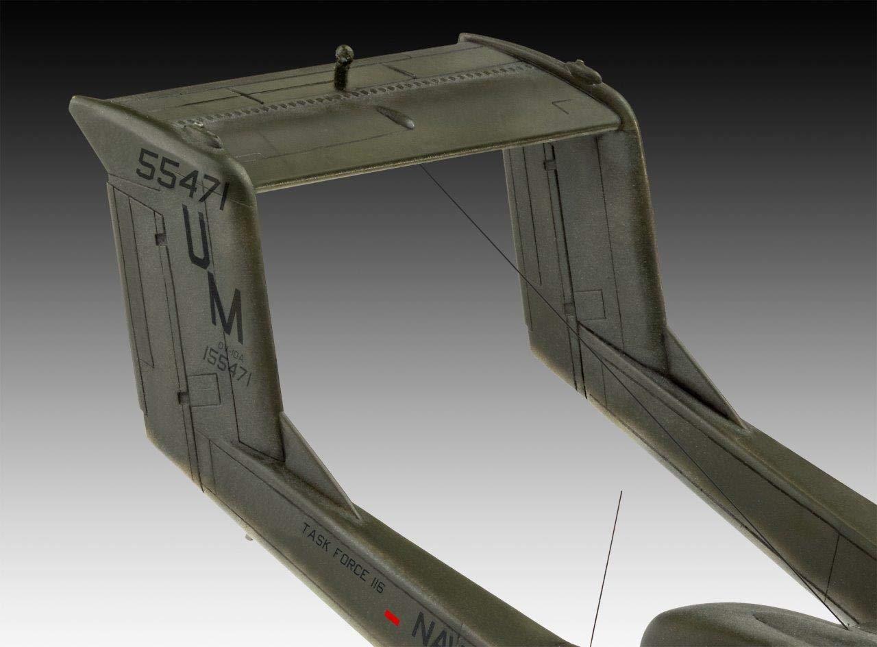 Revell Set OV-10A Bronco Kit de Modelos de pl/ástico 1//350 63909
