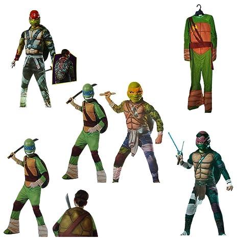 ZSDFGH Disfraz Ninja Mujer/Disfraz Tortuga Ninja Adulto ...