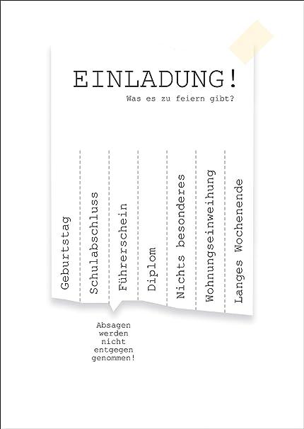 Einladung Zur Abschiedsfeier Invitation To Farewell Party Clipart