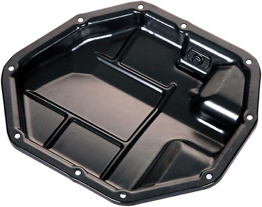 07-12 Versa replace 111105TA0B 11110EN210 11110ET010 NSP16A 07-12 Sentra Engine Oil Pan L4 2.0L 1.8L Compatible with Nissan 09-14 Cube