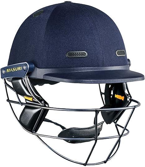 Free Fast Shipping Steel Grille Masuri Vision Club Junior Helmet