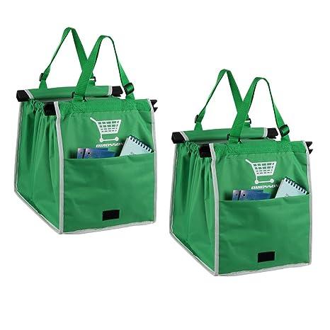 Amazon.com: oricsson 2 paquetes plegable nylon bolsa de la ...