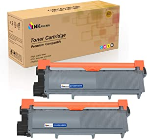 E310dw E310 E515dw E514dw Compatible Toner Cartridge Replacement for Dell E514 E515 E515dn P7RMX PVTHG 593-BBKD Printer Cartridges (2 Black High Yield 2600 Pages) by INKARENA