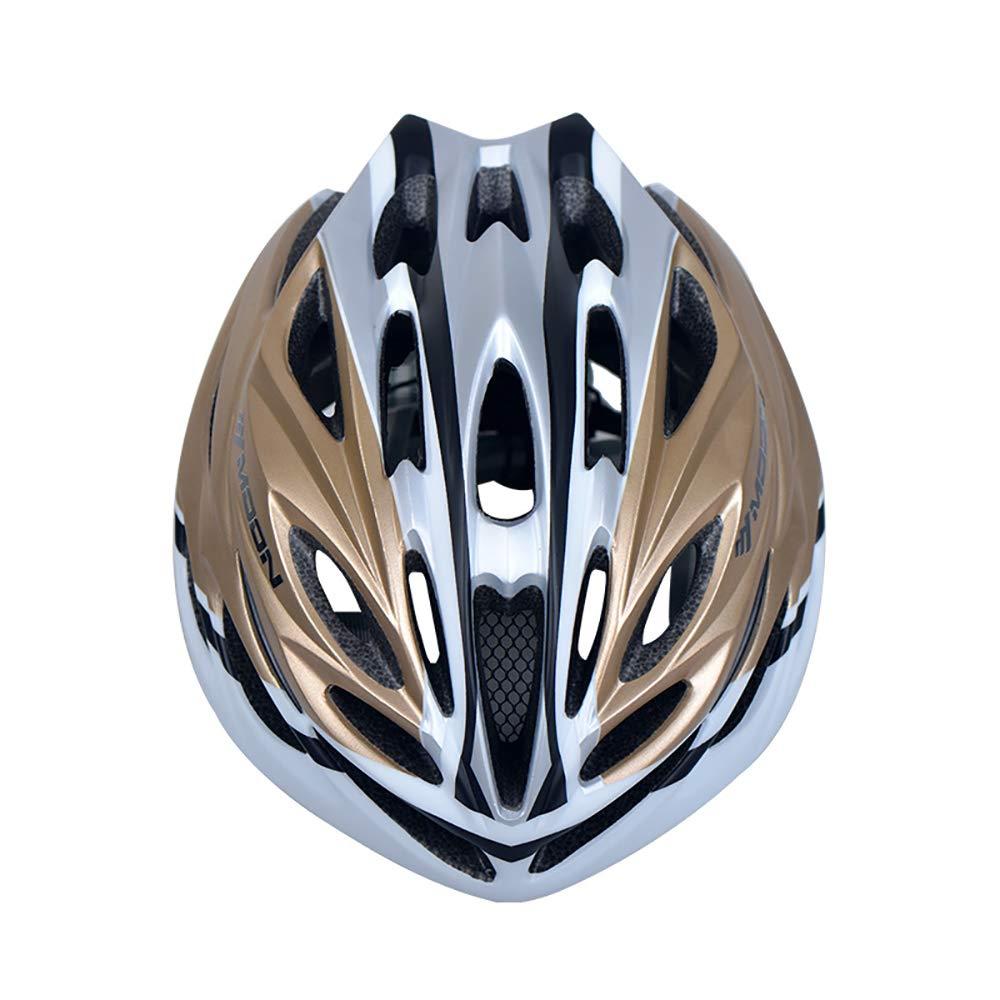 John-L Casco Bicicleta, Casco Bicicleta Montaña para Adultos ...