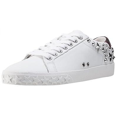 Blanc Femme Bordeaux Footwear Et Dazed Chaussures Ash Baskets TqIngOx0