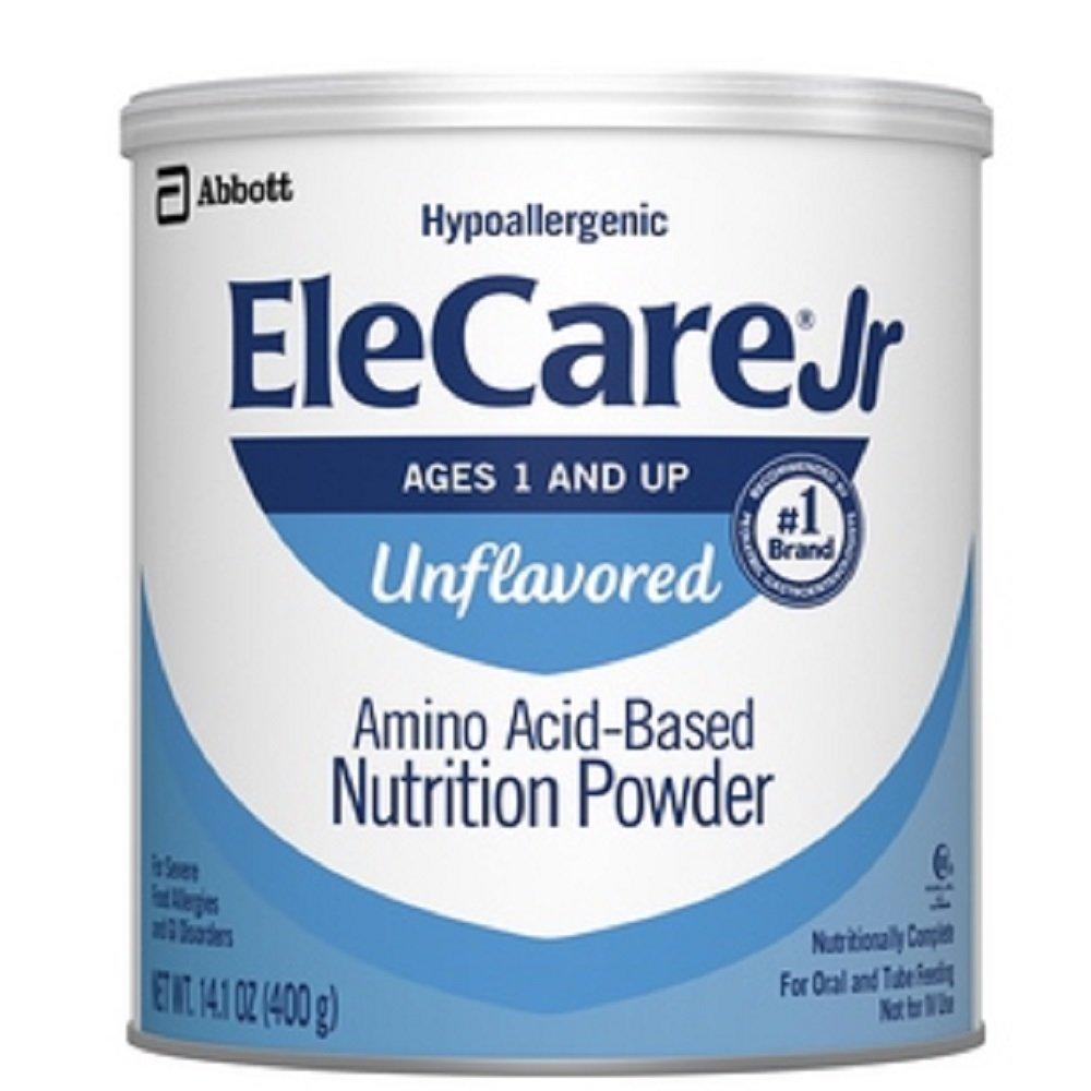 Elecare Junior Unflavored (case of 6 14.1oz cans ELECARE JR UNFLVRD)