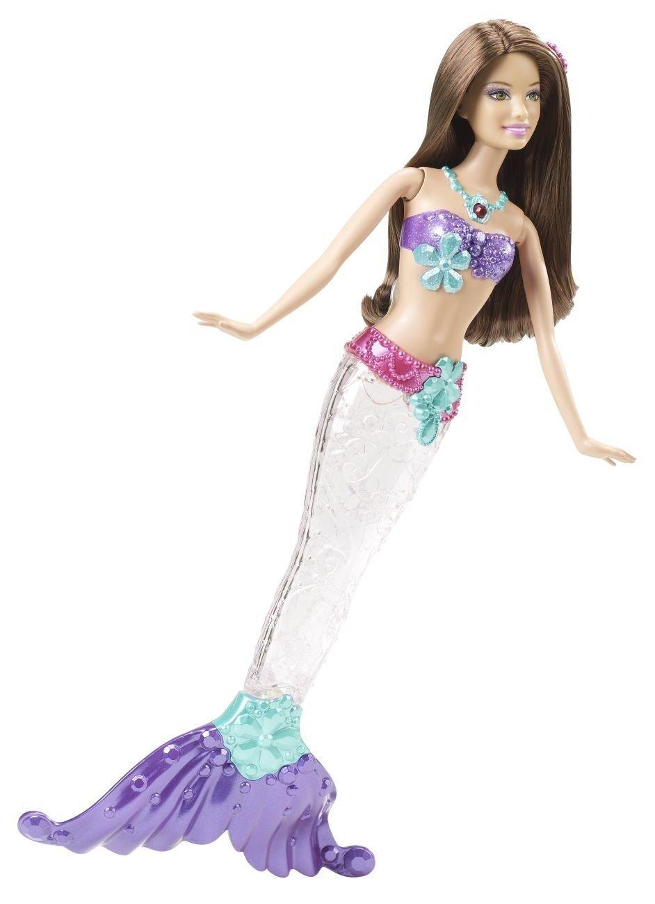 Atemberaubend Barbie Meerjungfrau Farbseiten Zeitgenössisch - Entry ...
