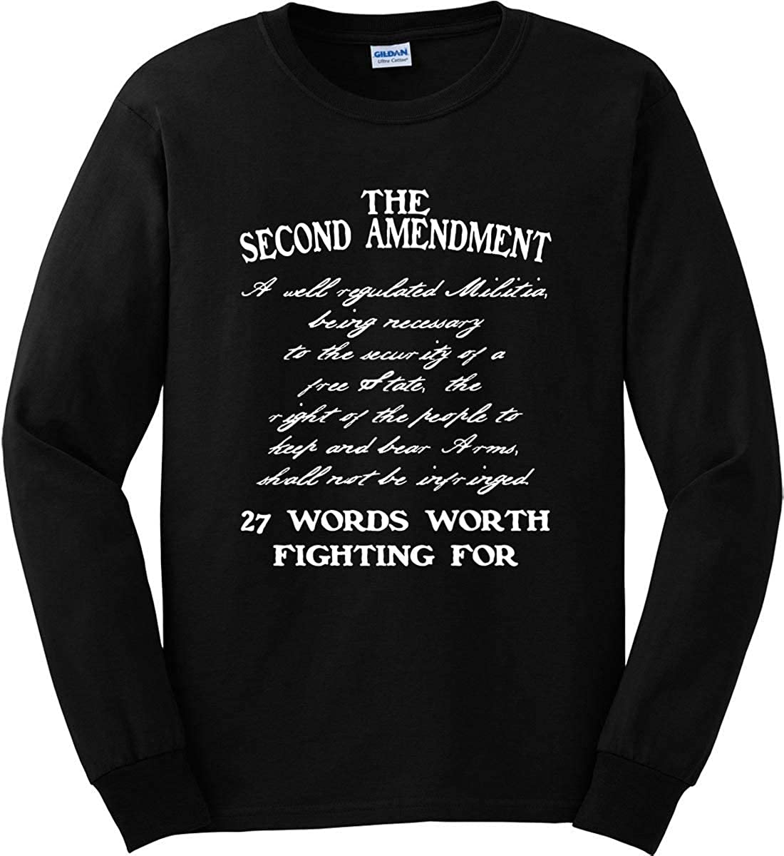 27 Words Worth Fighting for Long Sleeve. Sons Of Liberty The Second Amendment