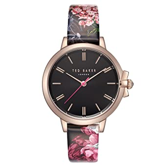 52c302e40a6d Image Unavailable. Image not available for. Color  Ted Baker Female    Ruth   Stainless Steel Quartz Watch with Multi Strap