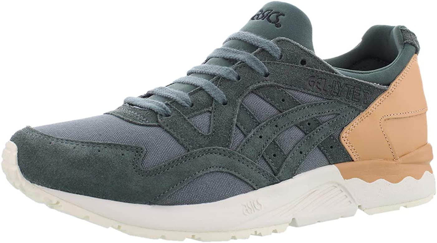 low priced f787d db308 by Asics Men's Gel-Lyte V Dark Forest/Dark Forest 8 D US