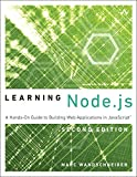 Learning Node.js brings together the knowledge and JavaScript code needed to build master the Node.js platform and build server-side applications with extraordinary speed and scalability.   You'll start by installing and running Node.js, understandi...