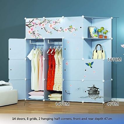 Clothes Closet Wardrobe Portable Wardrobe Closet Modular