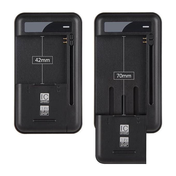 Amazon.com: Onite Cargador de batería universal con USB ...