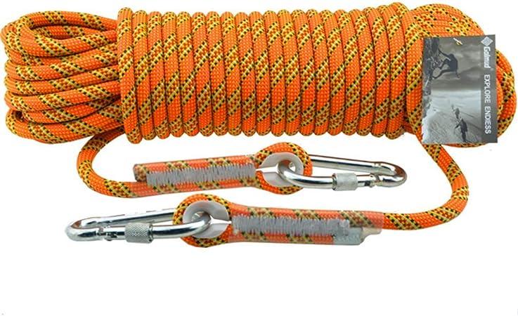 BAI-Fine Cuerda de Cuerda, 11 mm de diámetro, Cuerda de ...