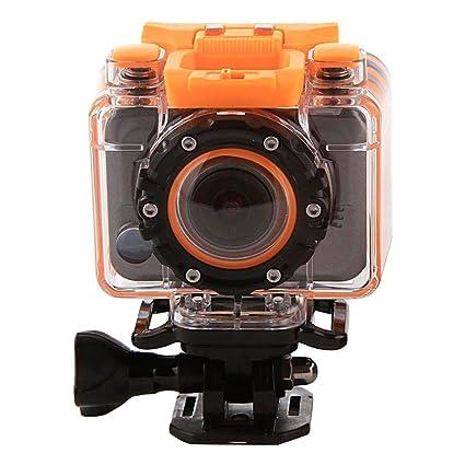 Amazon.com: Waspcam Deporte Acción videocámara con doble ...