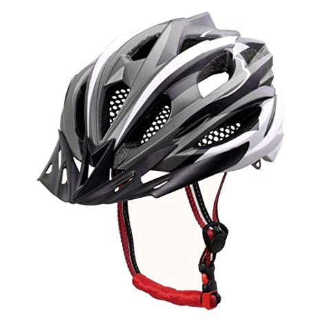Bicicleta Ciclismo Casco Ultralight EPS + Cubierta De PC Casco De ...