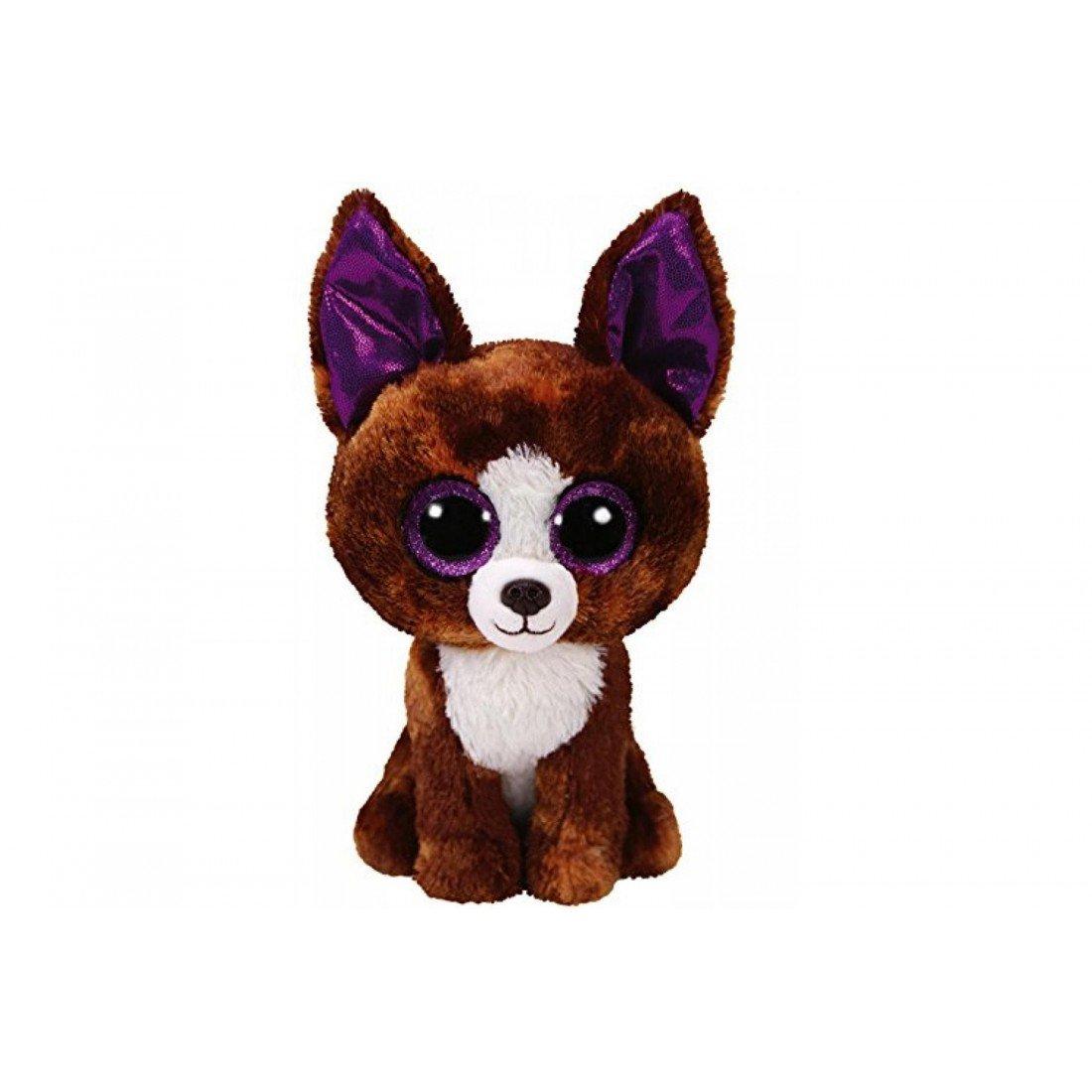 TY BEANIE BOOS 15cm DEXTER gift idea peluche toy puppet VX314