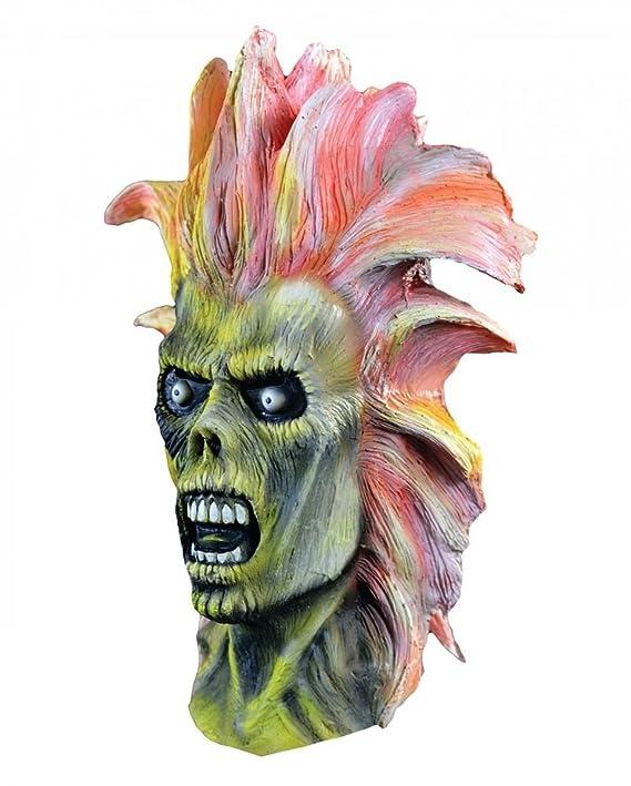 Horror Shop Iron Maiden Eddie Maske Amazon Fr Jeux Et Jouets