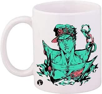 cup of the anime JoJo's Bizarre Adventure
