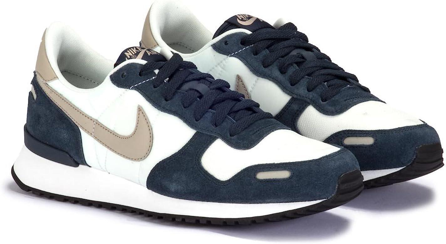 Nike Air Vortex Blanco/Azul - Zapatillas Hombre: Amazon.es ...