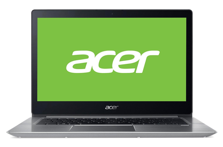 Acer Swift 3, 8th Gen Intel Core i5-8250U, NVIDIA GeForce MX150, 14'' Full HD, 8GB LPDDR3, 256GB SSD, SF314-52G-55WQ