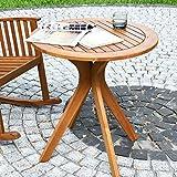 Tangkula 27 Inch Wooden Outdoor Patio Bistro