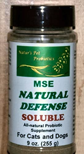 MSE Natural Defense Soluble, 9-oz Shaker