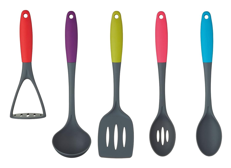 Kitchen craft colourworks kitchen tool kit ebay for Kitchen kit set