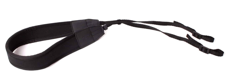 DURAGADGET Correa De Cuello Ligera Ajustable Para La Cámara Bridge CSC Sony a6000 / NEX-5T / NEX-6L / RX100 II / DSC-RX100M2 - Disponible En Color Negro