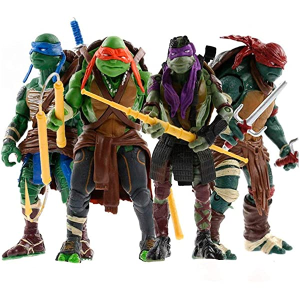 Amazon.com: Teenage Mutant Ninja Turtles Toys - Ninja ...