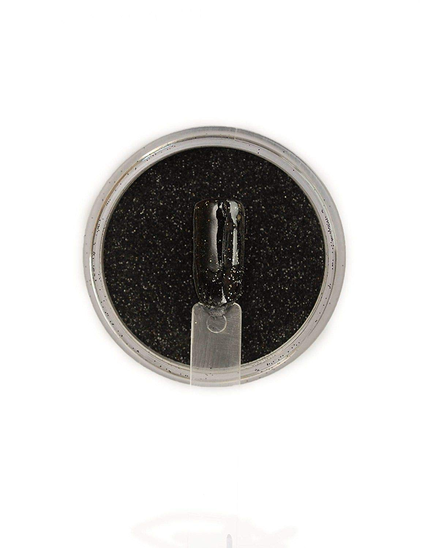 ANC DIP Powder Black Glitter #102 2oz by Cancan