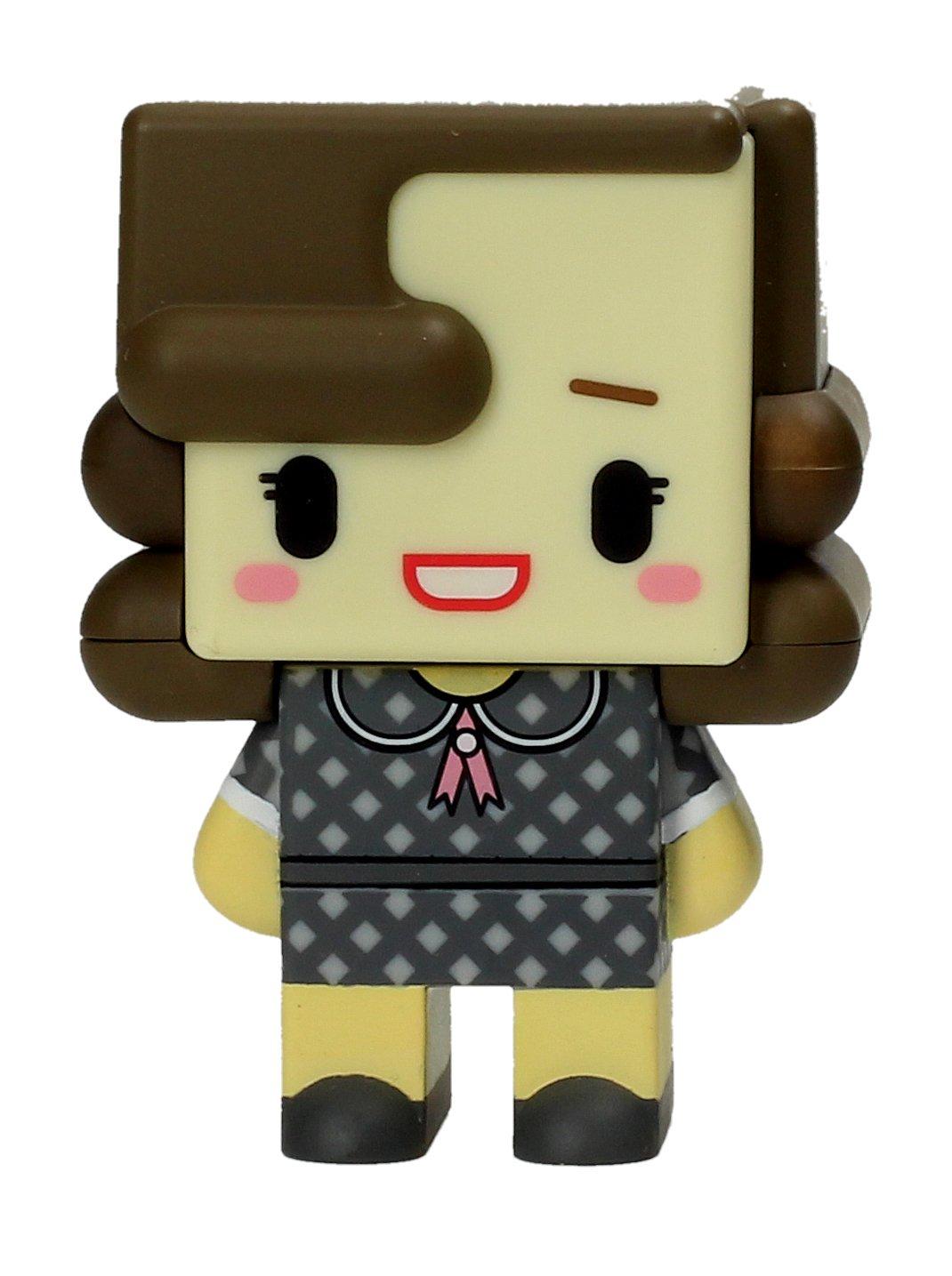 Zurück in die Zukunft–Figur Lorraine, Sammlung Pixel, 7cm (SD Toys sdtuni02187)