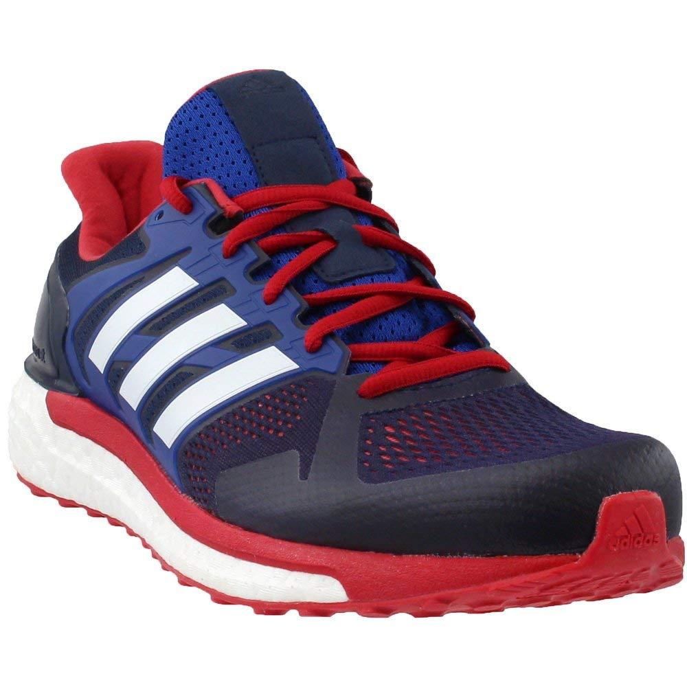 new product 12583 797c4 Galleon - Adidas Men s Supernova St M Running Shoe, Collegiate Navy White Scarlet,  11.5 Medium US