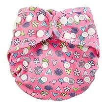 Bumkins Cloth Diaper Cover, Love Birds