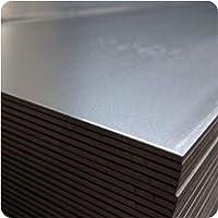 Alu-Stahl-Blech Stahlog - Chapa de metal (acero, hierro