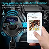 FM-Transmitter-Otium-Bluetooth-Wireless-Radio-Adapter-Audio-Receiver-Stereo-Music-Modulator-Car-Kit-with-USB-Charger-Hands-Free-Calling