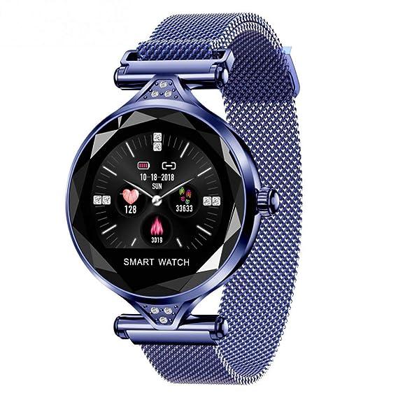 LYTU Reloj Deportivo Inteligente Smart Watch Women ...