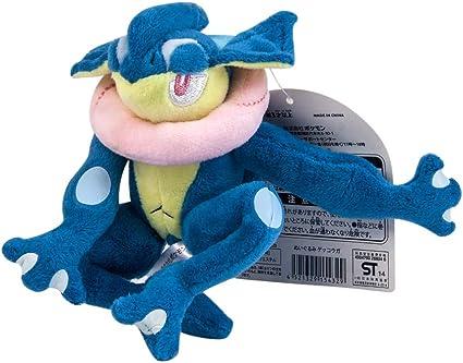 Greninja Plush Stuffed Toy Animal Doll 5.5 Inch