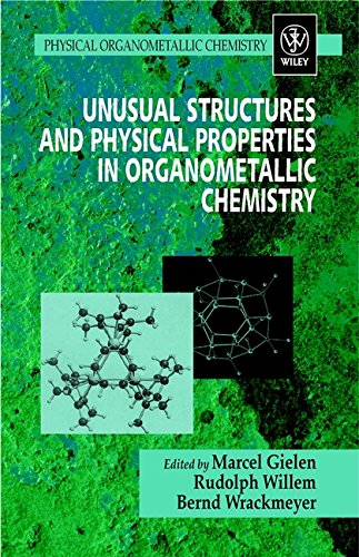 Unusual Structures and Physical Properties in Organo Metallic Chemistry