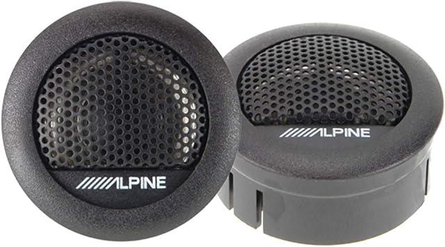 Alpine Sxe 1006tw 30mm Mylar Titanium Hochtöner Elektronik