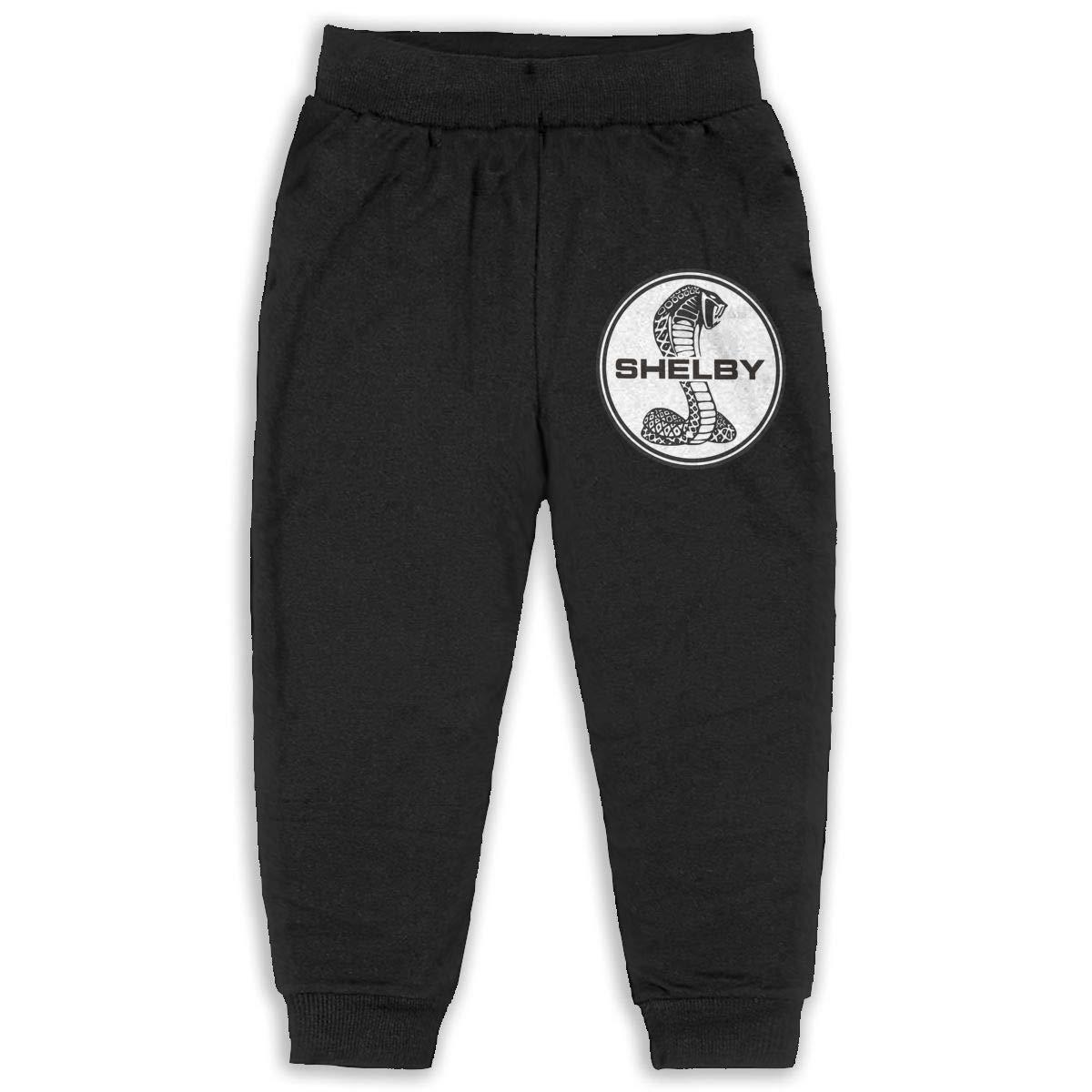 NEST-Homer Childrens Sweatpants Shelby Symbol Boys and Girls Jogger Long Pants Sweatpants Leggings