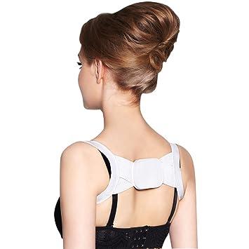 Banda elástica de soporte postural, para mantener una postura correcta de la espalda, unisex: Amazon.es: Deportes y aire libre