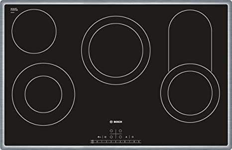 Bosch Pkc845f17 Serie 6 Elektro Kochfeld Ceran Glaskeramik