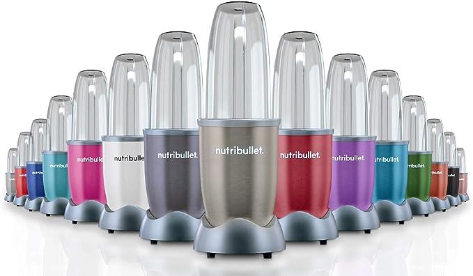 NutriBullet NB9-1301PINK Pro 13 Pcs Berry Pink, 900W   Amazon