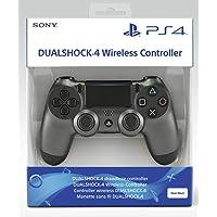 Sony PlayStation 4 - Dualshock 4 Kablosuz Oyun Kumandası, Metalik Siyah